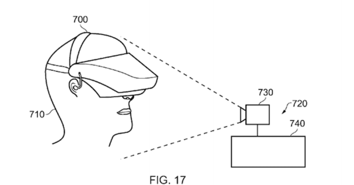 PlayStation 4: Patent zu Virtual-Reality-Brille aufgetaucht