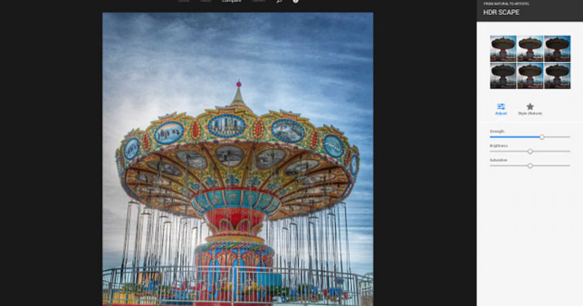 Google Photos Get More Pop With New Dynamic Range Tool