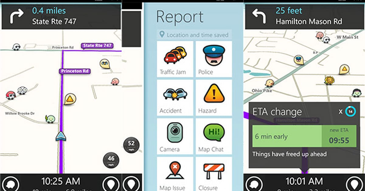 Waze for Windows Phone 8 promises not to drain your battery