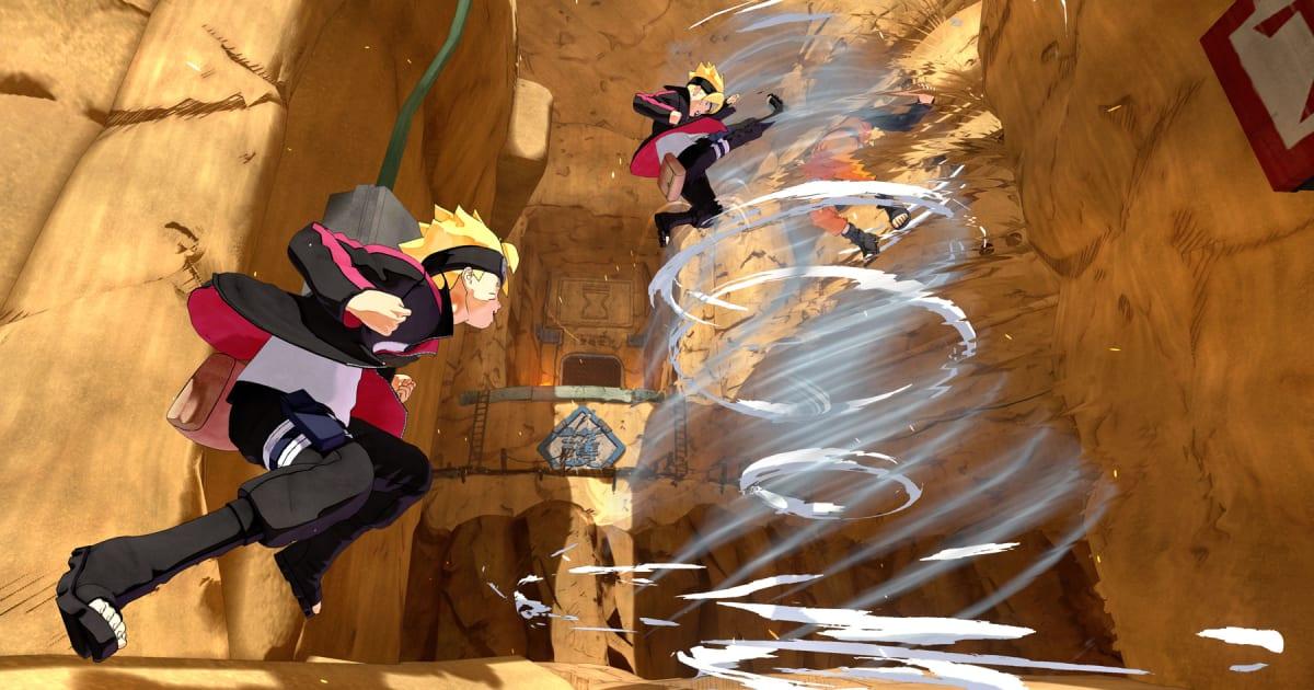 'Shinobi Striker' makes 'Naruto' a serious online fighter