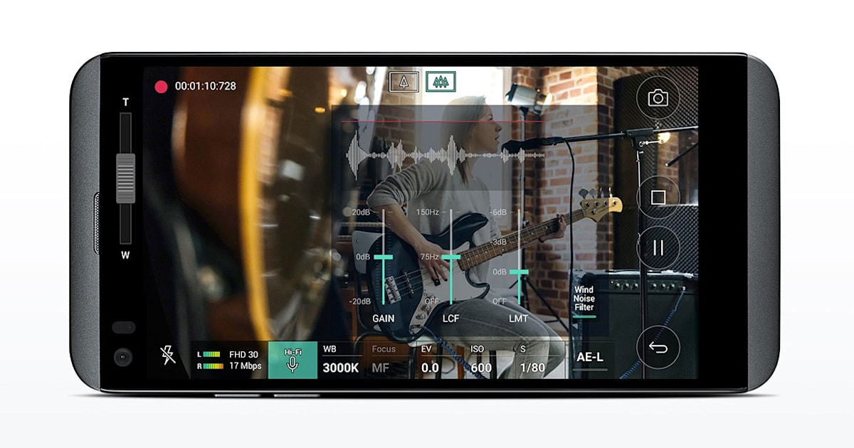 LG Shrank its Dual-screen V20 to Make the Q8