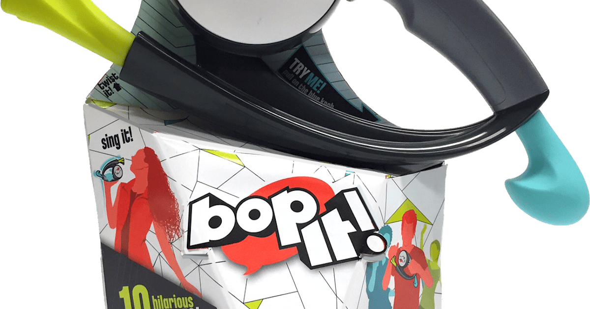 Bop It 2016 Is More Complicated Than You Remember