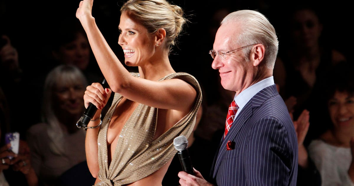 Amazon Poaches Heidi Klum and Tim Gunn for New Fashion Series