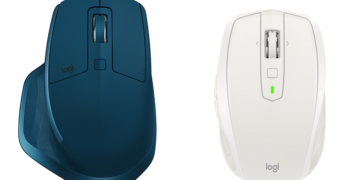 Logitech's latest MX mice are ready for your multi-PC setup
