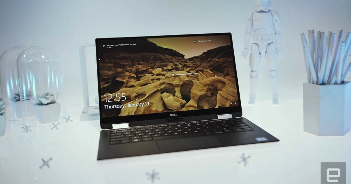 Dell's XPS 13 2-in-1 nearly lives up to the original
