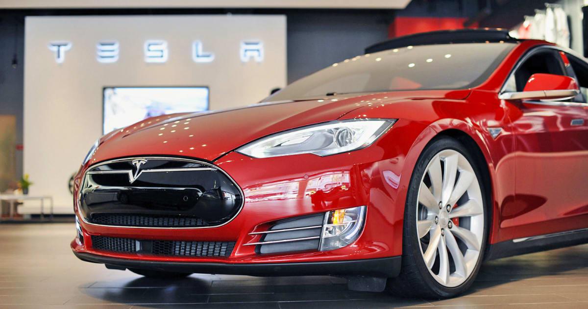Купить Tesla в России - Объявления о продаже Model S и ...