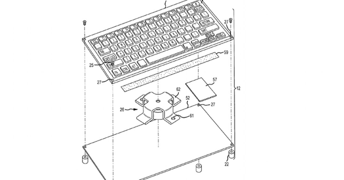 Apple scores patents for surround-sound MacBook