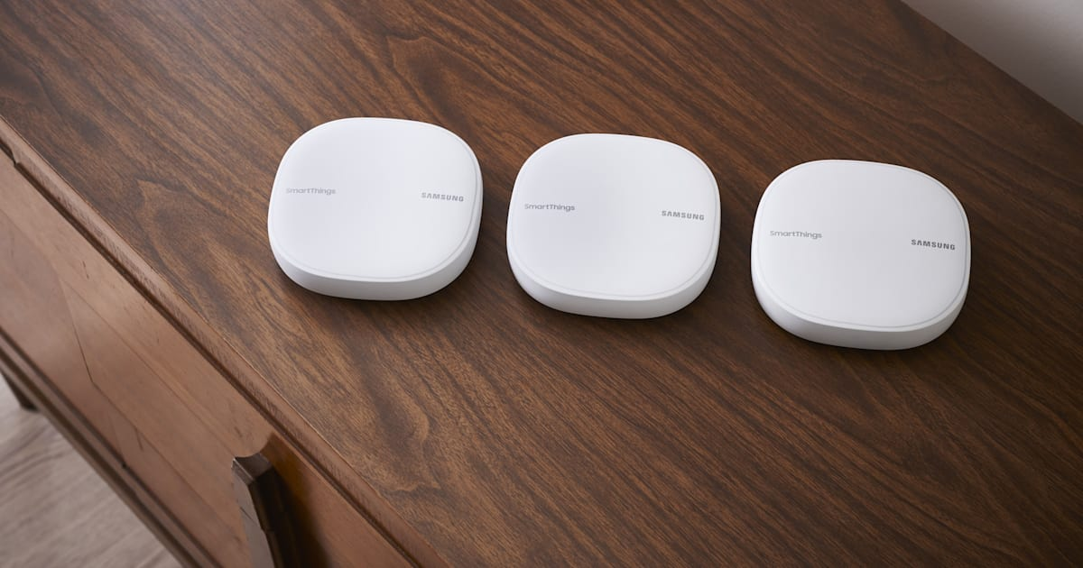Samsung's New Mesh Routers Use Plume's WiFi Optimization Tech