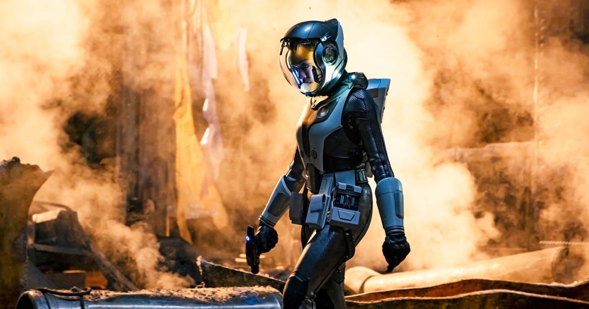 'Star Trek: Discovery' season two premieres January 17th