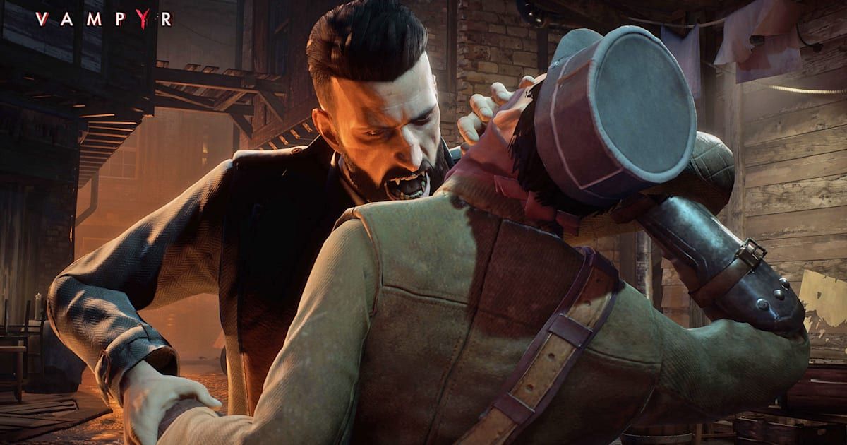 A 'Vampyr' TV show is on the way