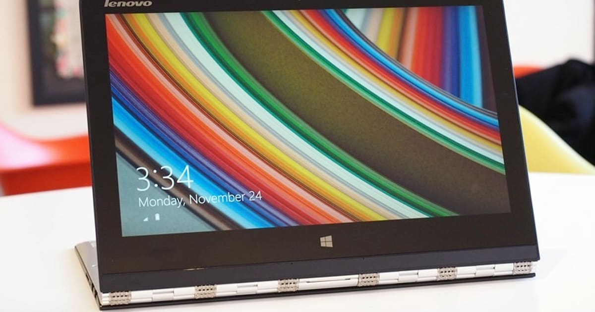 Lenovo Yoga 3 Pro review: slim and sexy comes with some