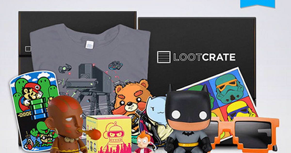 Joystiq Deals Last Chance For Three Months Of Loot Crate
