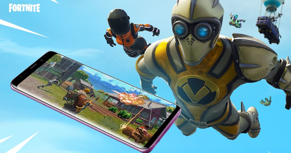 Fortnite Is Available On Most Samsung Galaxy Devices: 'Fortnite' Is Now Available On Samsung Galaxy Phones