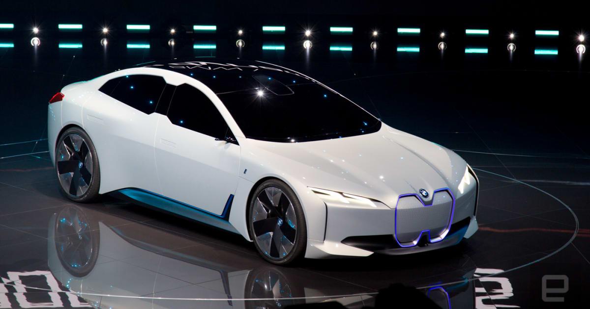 Https Www Engadget Com    Mercedes Vision  Concept Car