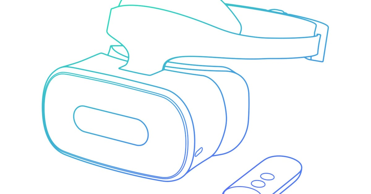 Lenovo S Standalone Daydream Vr Headset Pops Up At The Fcc
