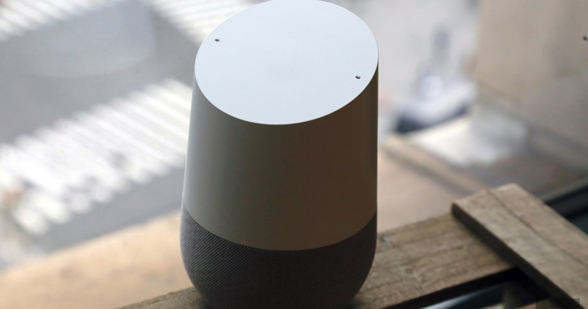 google assistant is coming to more speakers and appliances. Black Bedroom Furniture Sets. Home Design Ideas