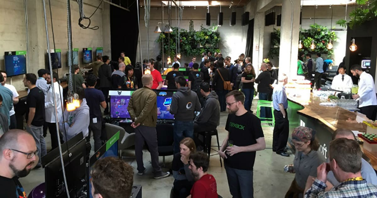 New Xbox One Indie Games : Xbox one surprises gdc with new indie games