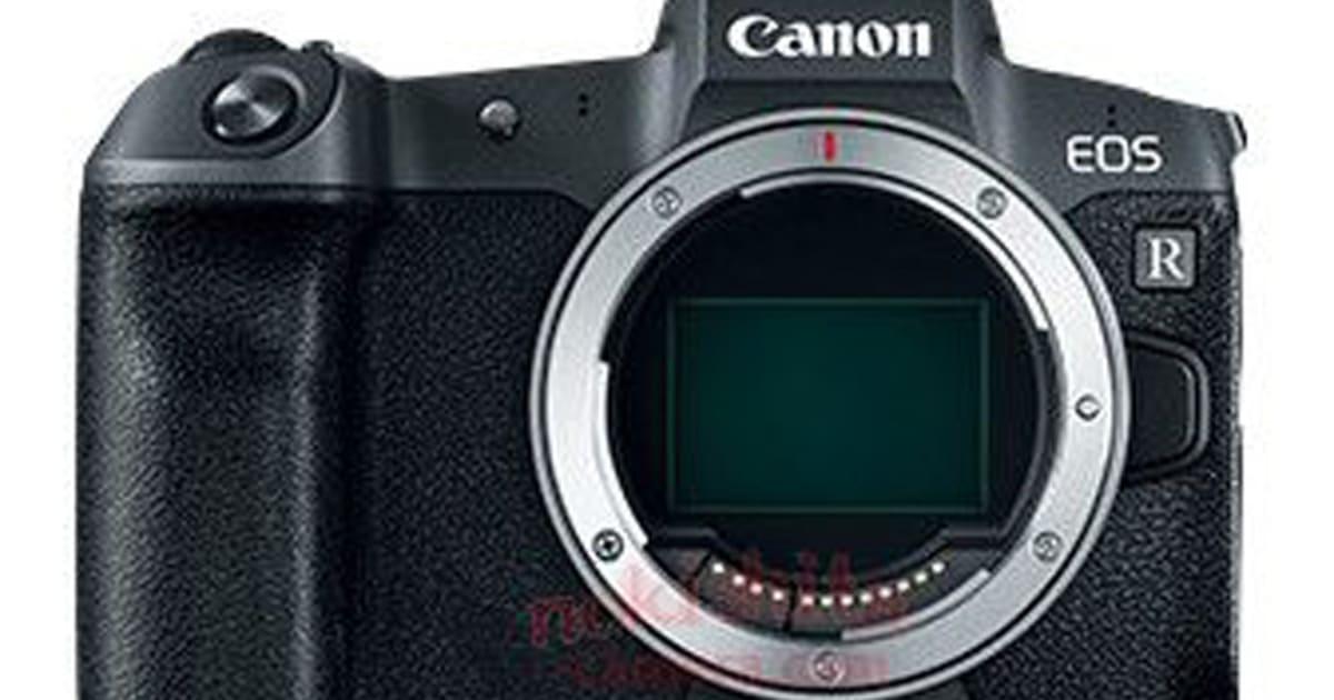 Canon\'s full-frame mirrorless camera leaks in vivid detail