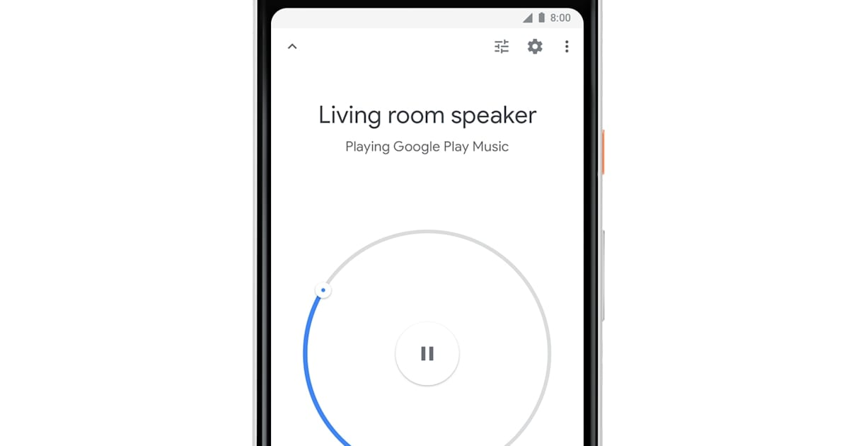 Google Home app features improved interface and search