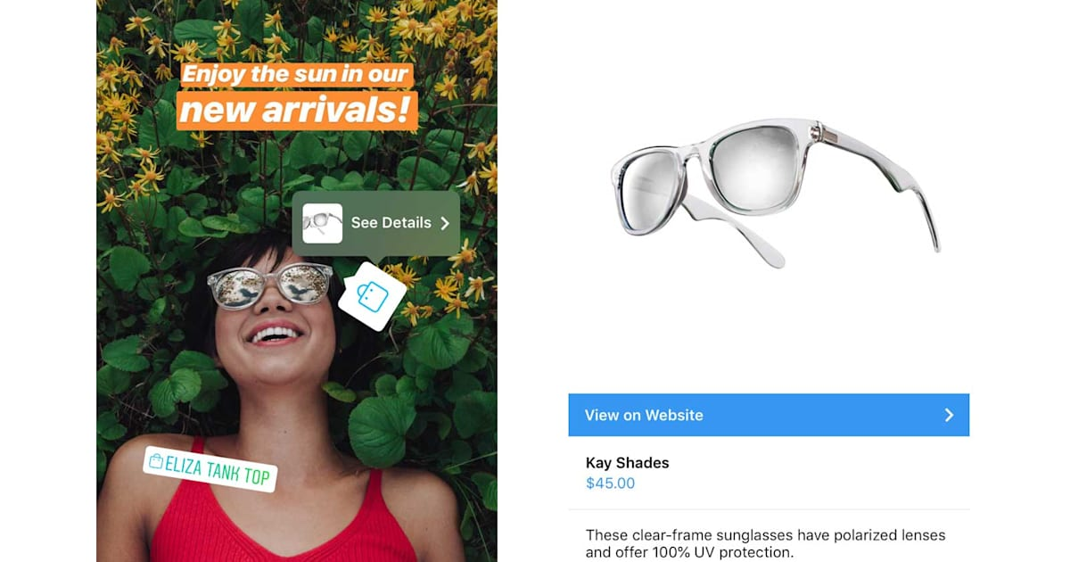 Samsclub Credit Login >> Instagram starts selling products in your Stories