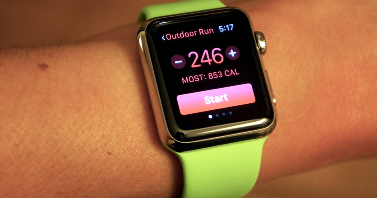 3374bedf950a3 The Apple Watch as a fitness device (as written by a runner)
