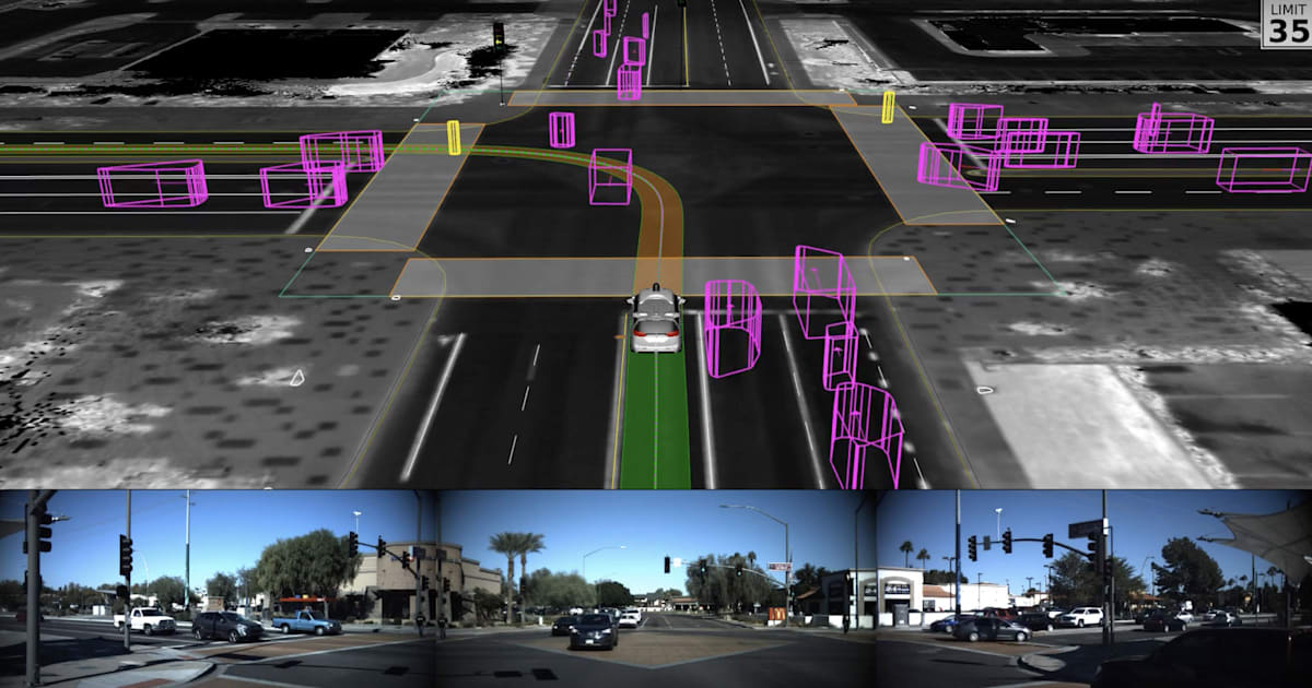 Waymo simulation is teaching self-driving cars invaluable skills