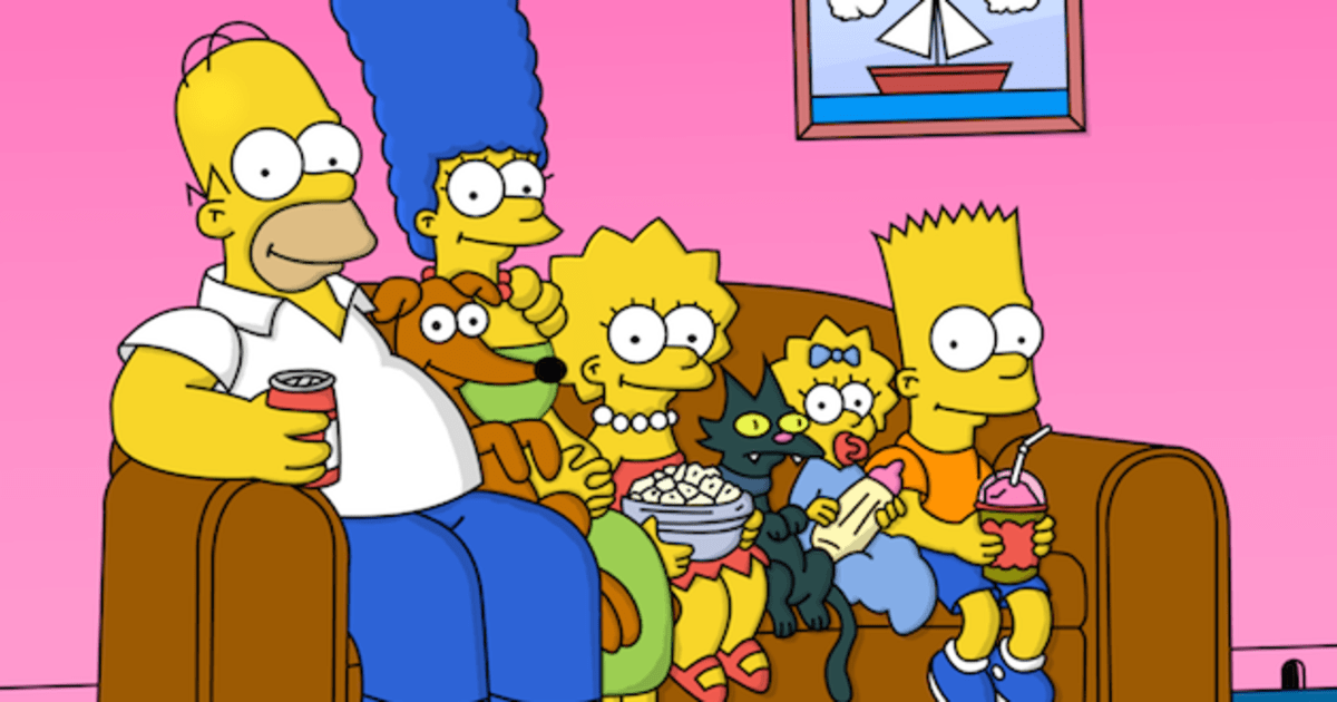 Stream Simpsons
