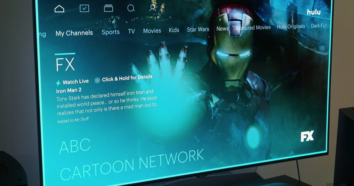 Hulu adds the CW to its live TV service