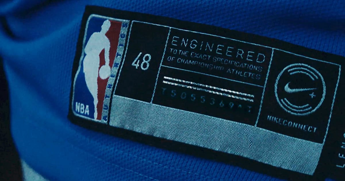 Nike S Nfc Powered Nba Jerseys Are A Door To Exclusive Goods