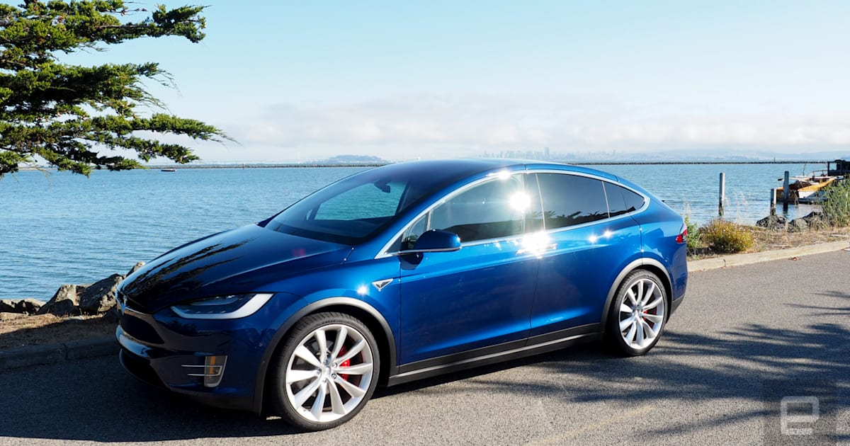 Tesla drops the entry-level Model X 60D from its lineup