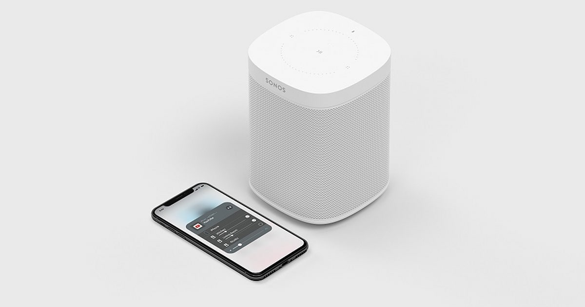 AirPlay 2 Arrives on Sonos