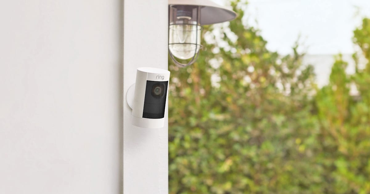 Ring Adds More Camera And Light Options To Its Home