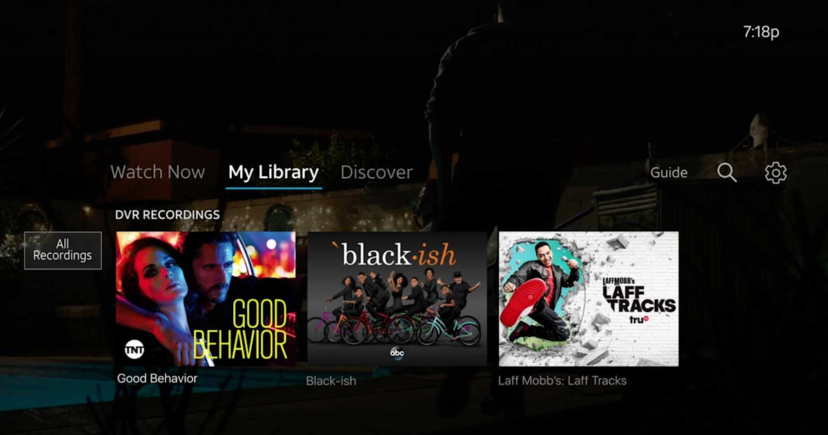 How To Get Lyft Amp >> DirecTV Now's cloud DVR comes to Roku devices