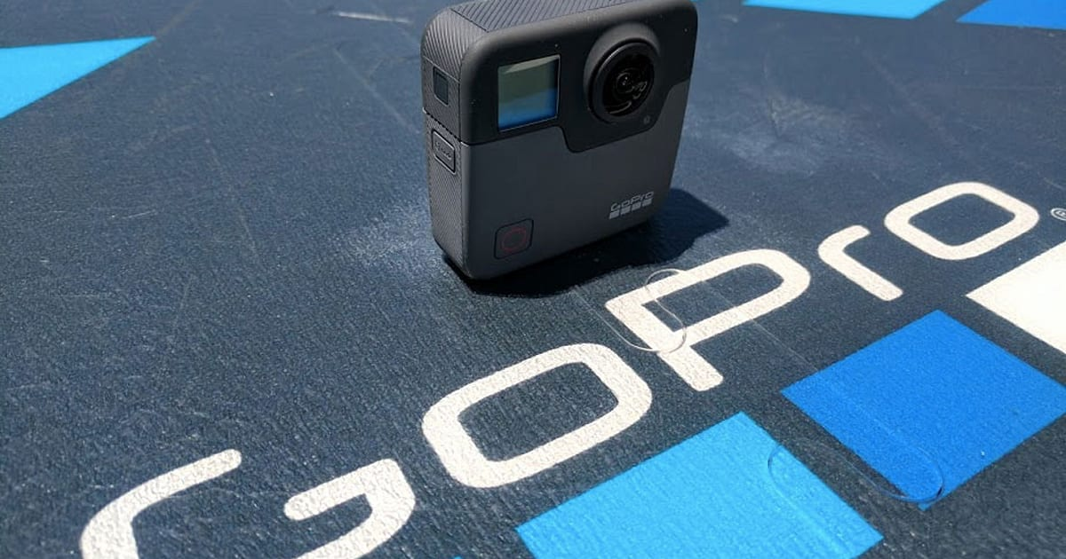 Image result for GoPro's Fusion could make 360 video cool, if it nails the software