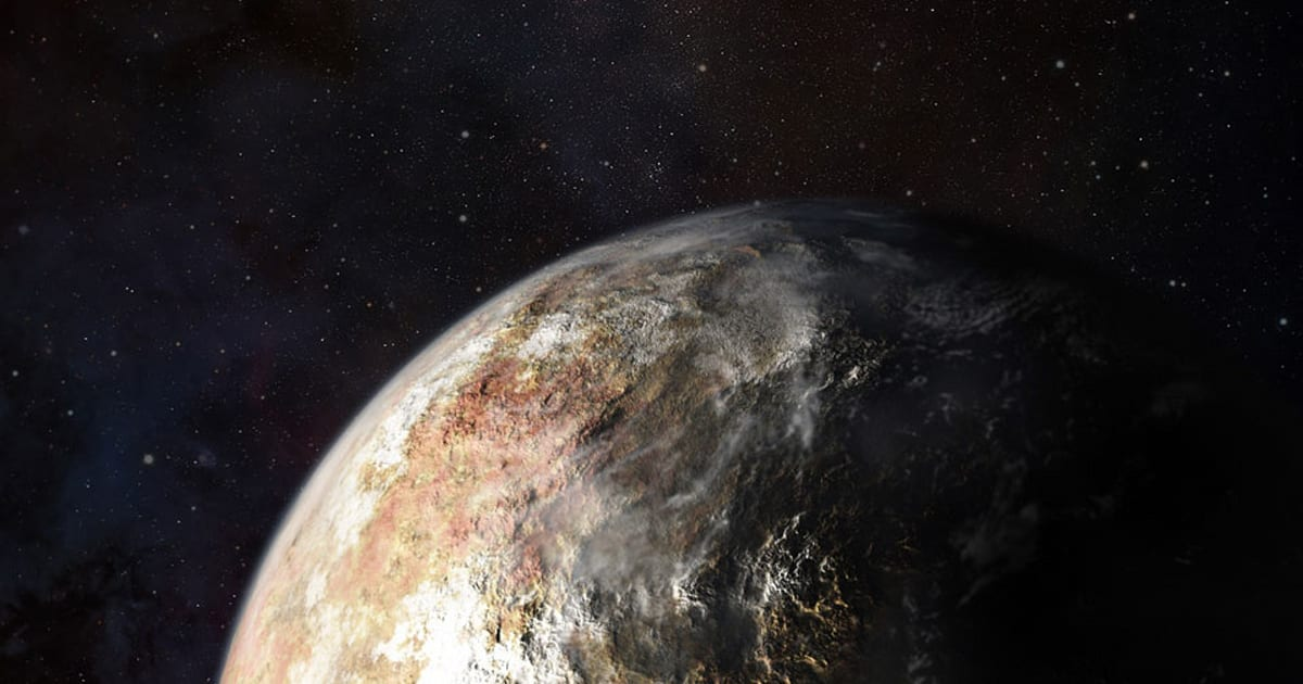 nasa images of pluto - photo #32
