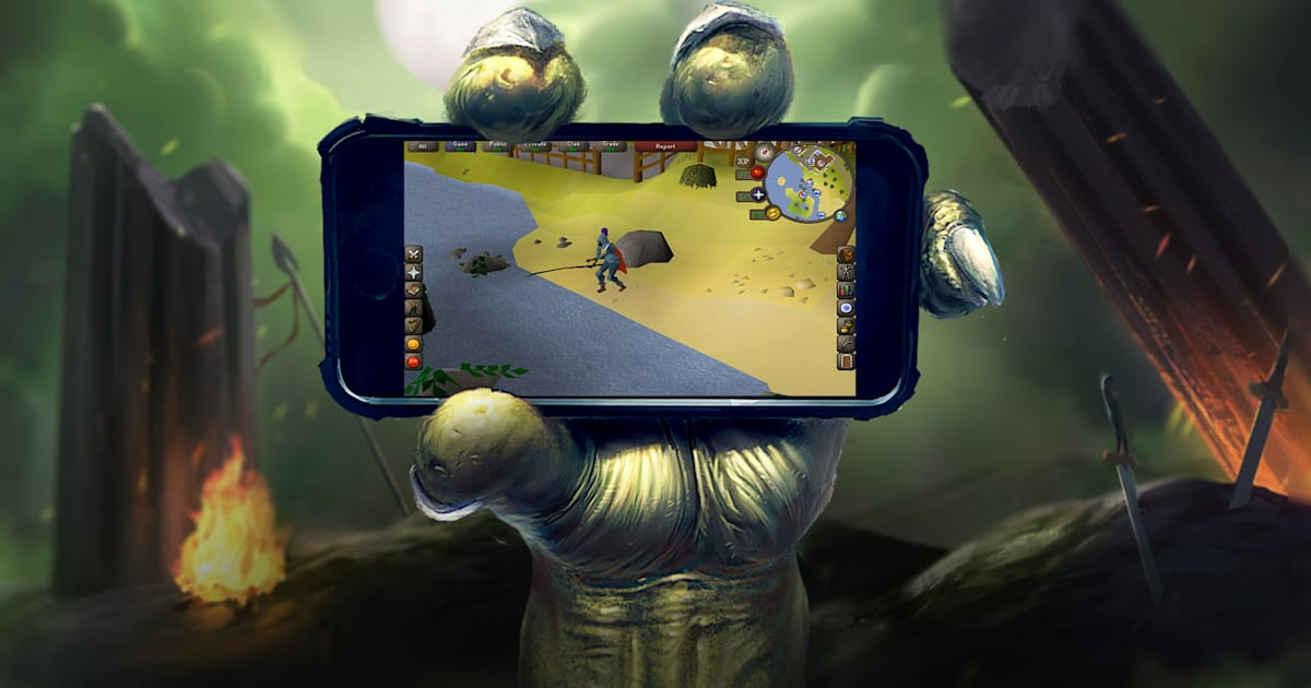 Play 'Runescape' seamlessly between your PC and phone