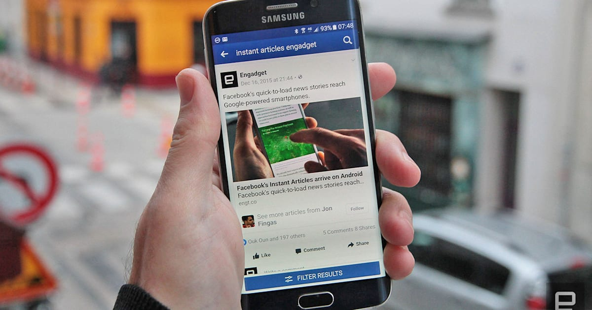 Get Ready for More Ads in Facebook's Instant Articles