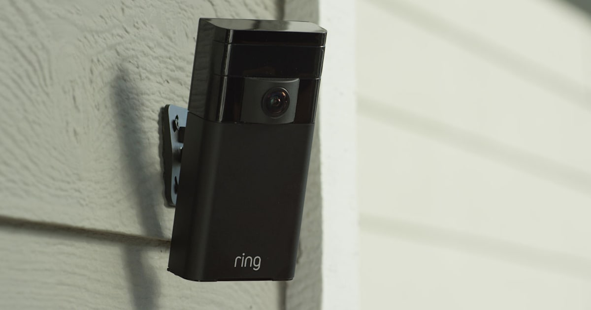 Ring branches out from doorbells, creates a WiFi security ...
