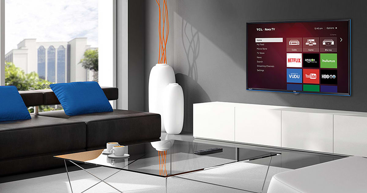 engadget giveaway win a tcl roku tv color series. Black Bedroom Furniture Sets. Home Design Ideas