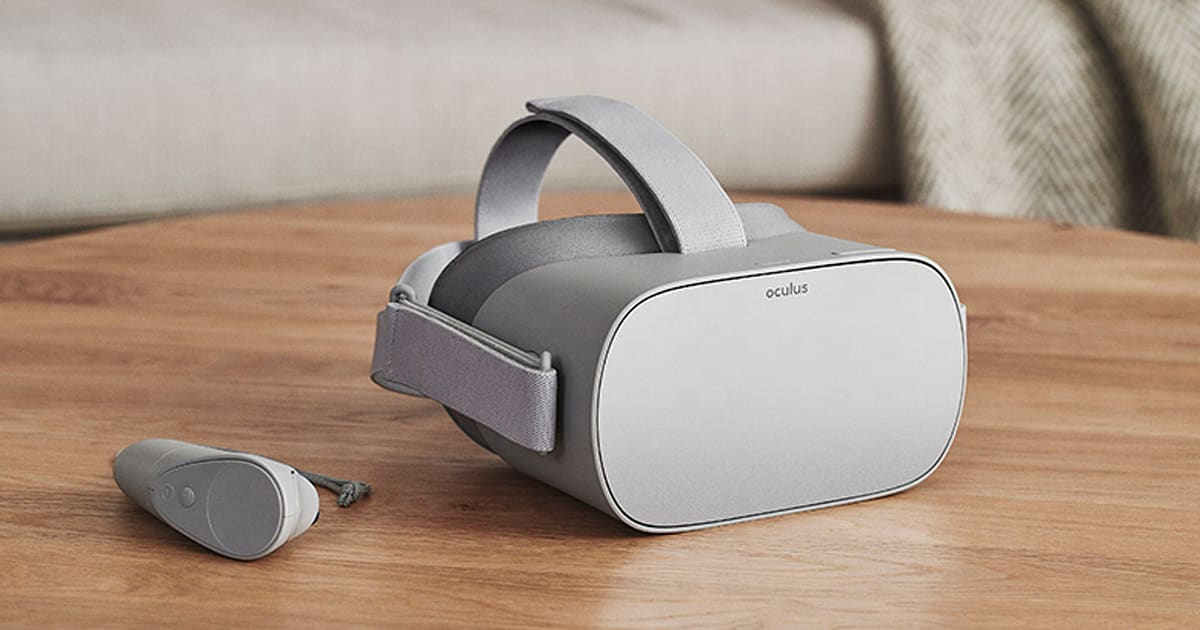 b259dcf67385 Oculus Go is a  199 VR headset that doesn t require a phone