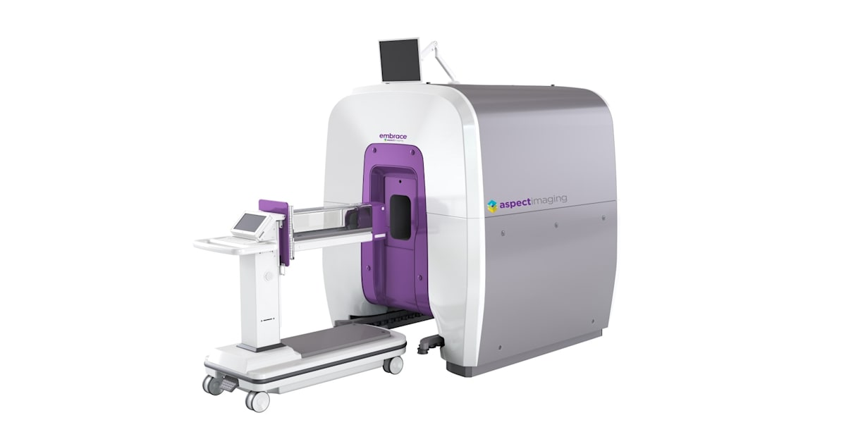 FDA approves first MRI machine for premature babies
