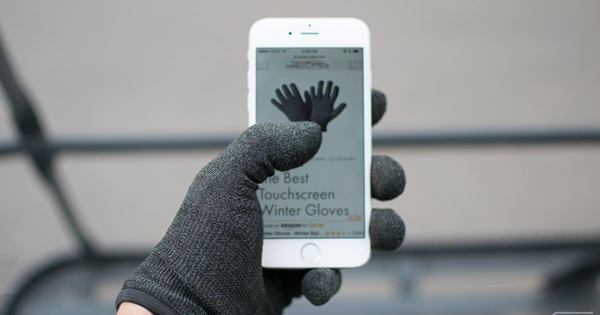 8280e75b0 The best touchscreen gloves