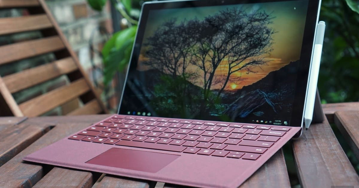 Surface Pro review: Microsoft's best hybrid notebook plays it safe