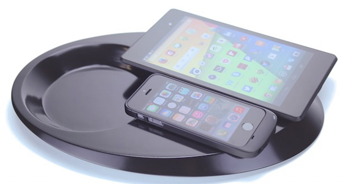With Qi Wireless Charging You Ll Soon Be Able To Charge