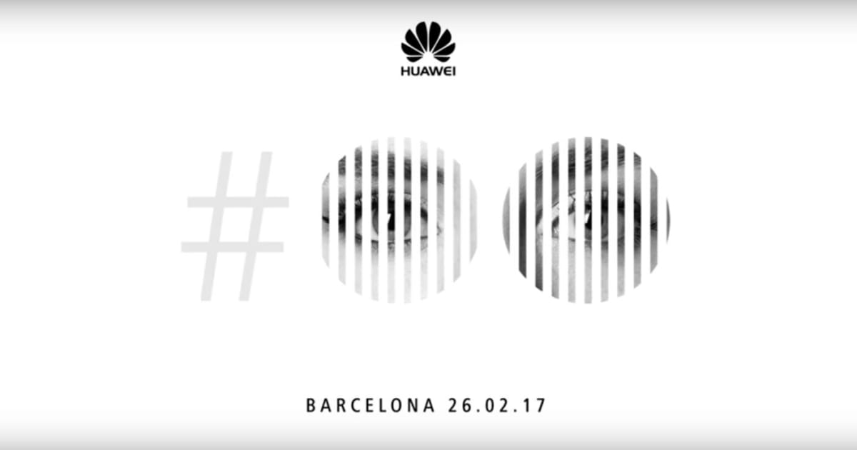 Huawei is launching its P10 flagship smartphone at MWC