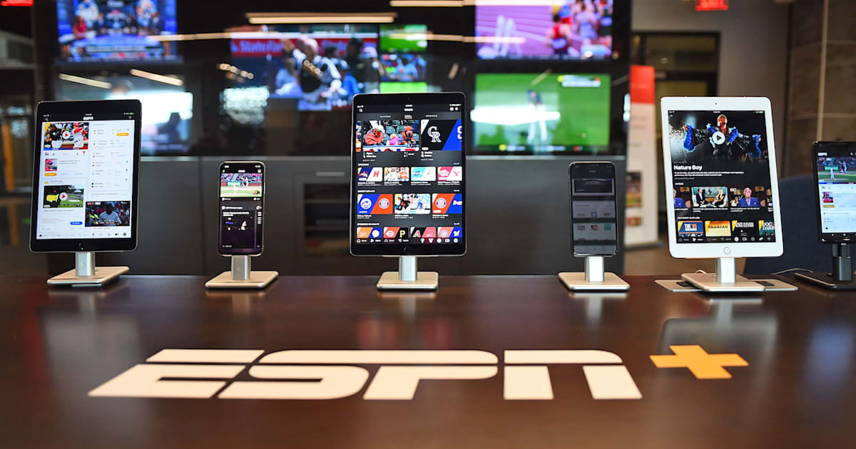 espn is the sports streaming cord cutters have been waiting for. Black Bedroom Furniture Sets. Home Design Ideas
