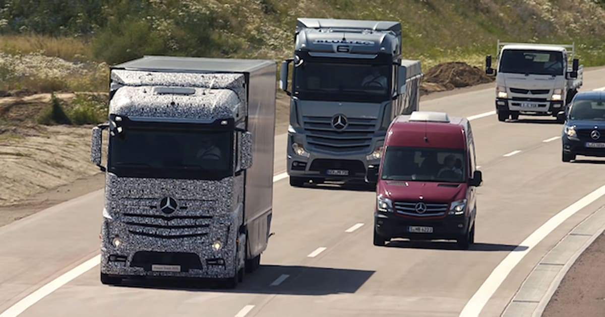 Mercedes will talk self-driving cars and debut a new ...