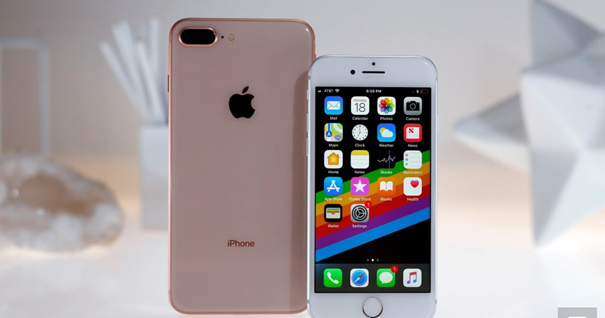 The iPhone 8 has a Gigabit LTE Modem (updated)