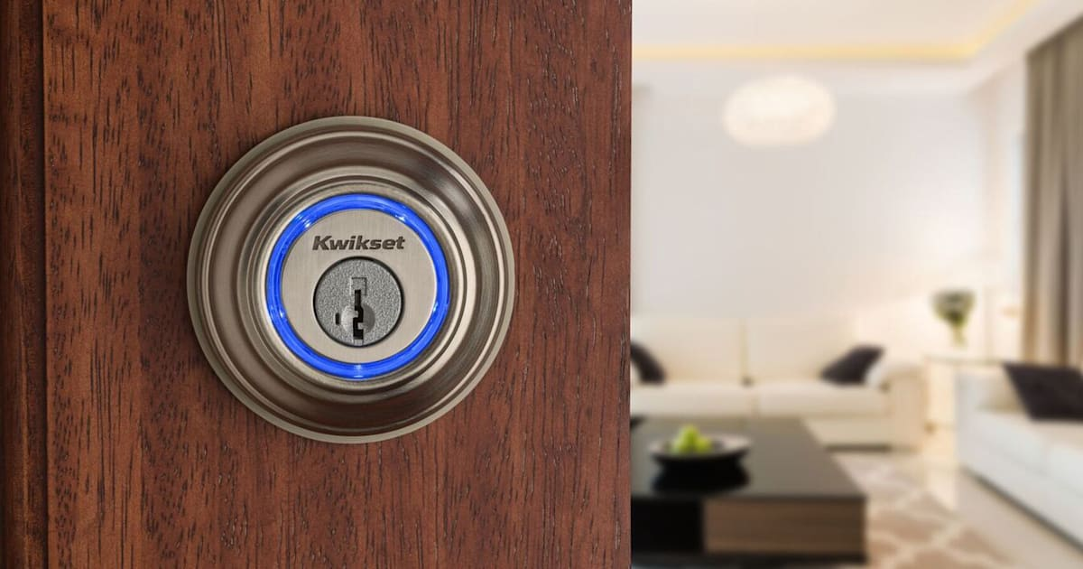 Kwikset S Second Gen Kevo Is Ready To Lock Up Your Smart Home
