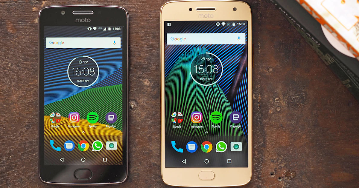 Moto G5 and G5 Plus review: Still the best budget phones